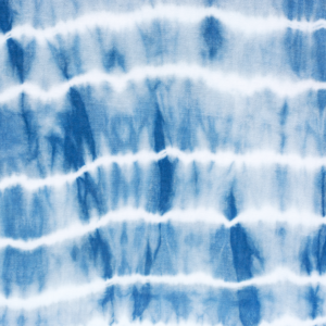 Blauw abstract