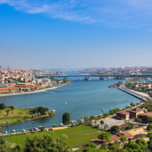 Istanbul rivier